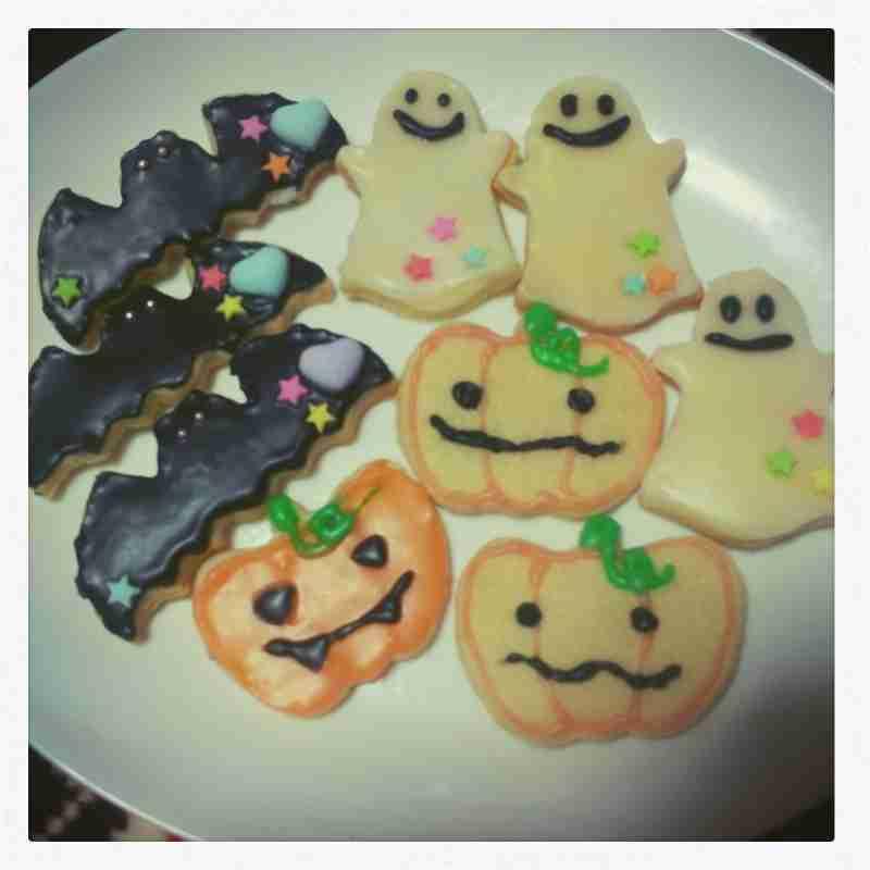 お菓子作るの好きな人