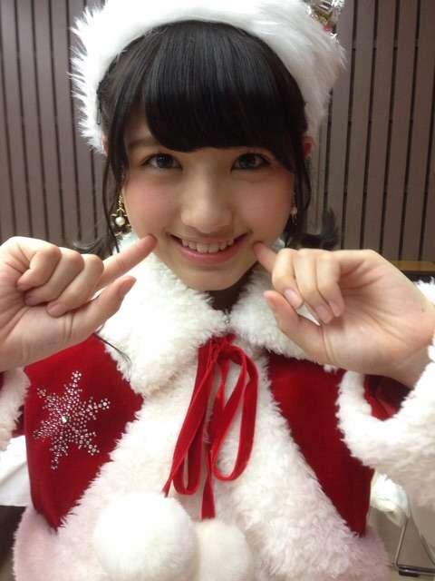クリスマス風の大和田南那