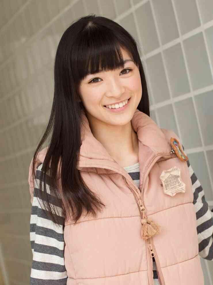 優希美青さんのポートレート