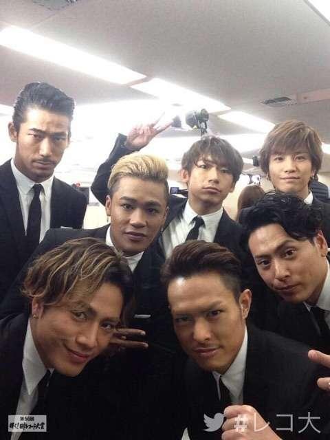 三代目 J Soul Brothers レコード大賞
