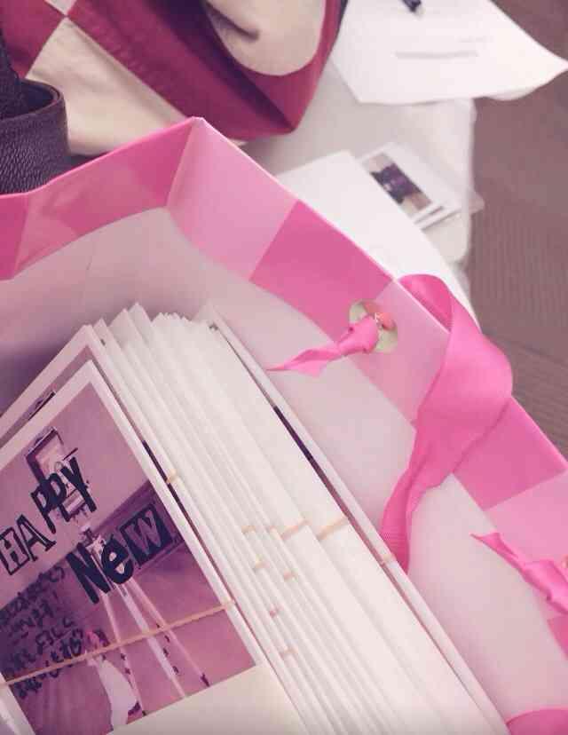 AKB48高橋みなみが年賀状の画像公開「これに夜露死苦と書いて出した」