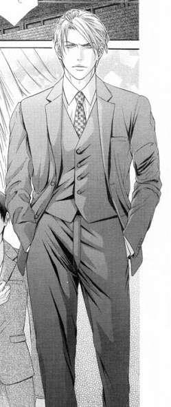 好きな男性の制服
