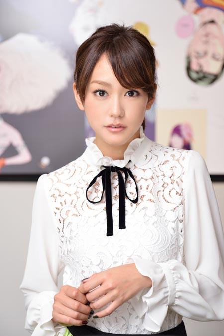 ばっちりキメてる桐谷美玲
