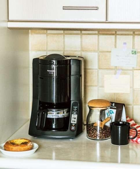 おすすめのコーヒーメーカーを教えて下さい。