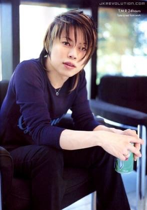 T.M.Revolution、西川貴教さんが好きな人‼︎