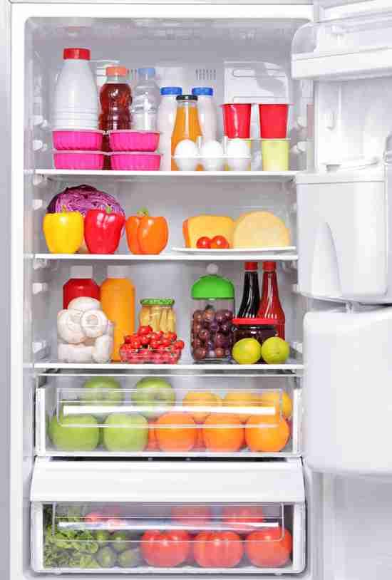 冷蔵庫の中が整理されていないと嫌な方!
