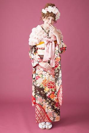 【成人の日】有名人の振袖姿や羽織袴姿の画像を貼るトピ