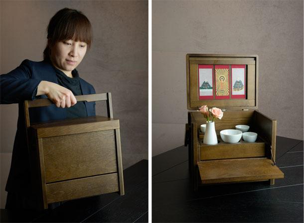 イマドキの「仏壇」がおしゃれすぎる…キッチンに置く人も