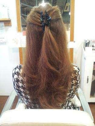 アラフォーのヘアスタイル