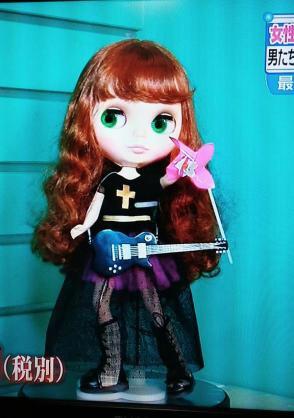 ブライス人形持ってる方!