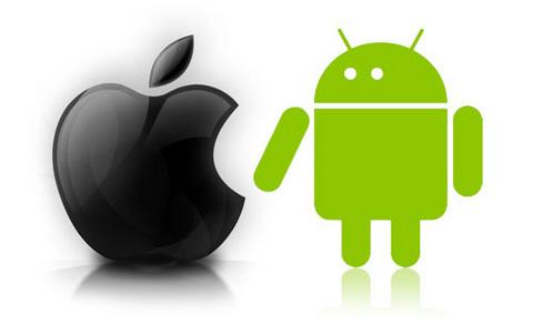 iPhone・Androidどっち派ですか?