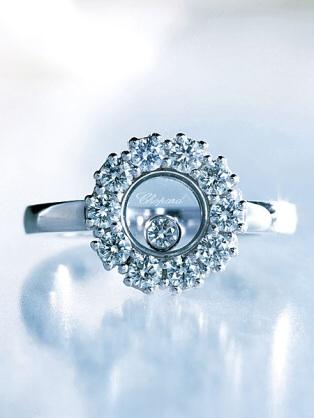 素敵な指輪の画像