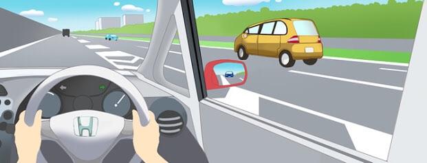 高速道路の運転