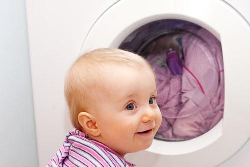 子供の洗濯物は一緒に洗ってますか?