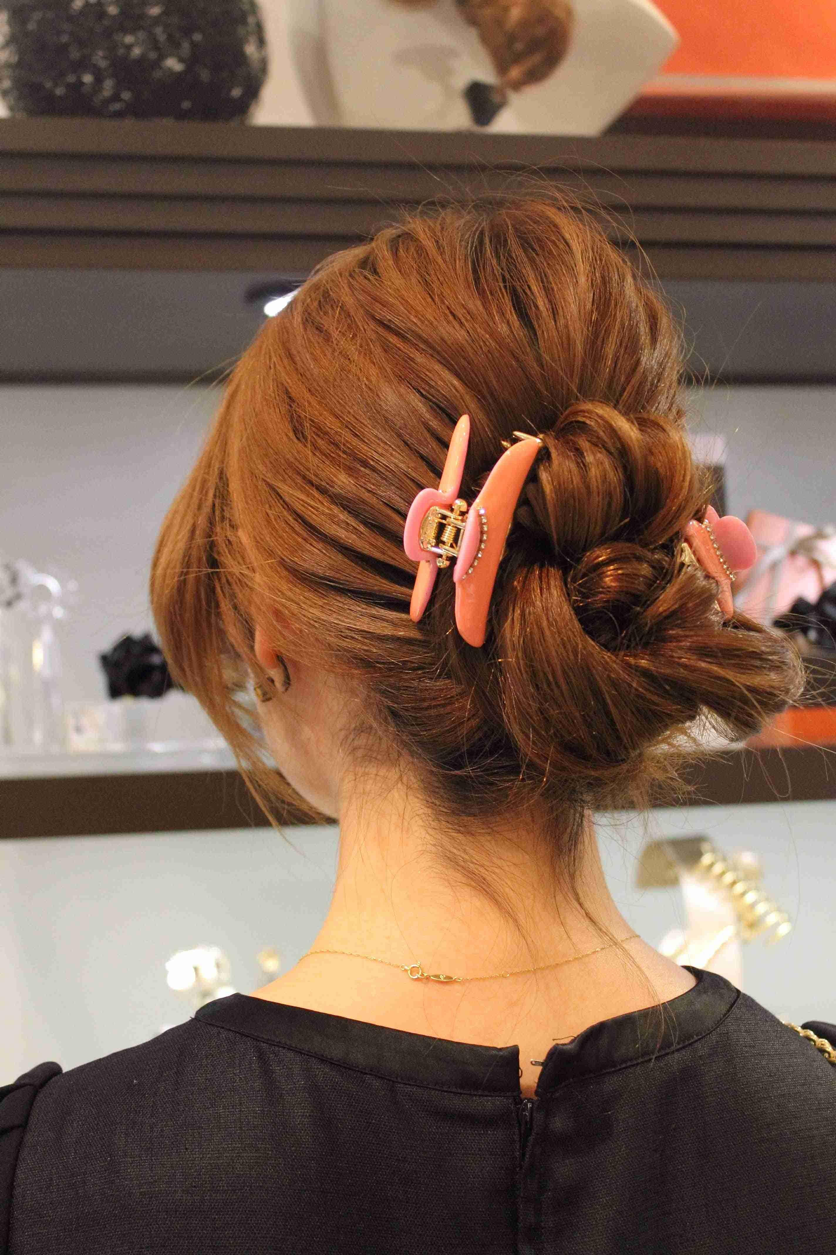 オススメのヘアアレンジ用品