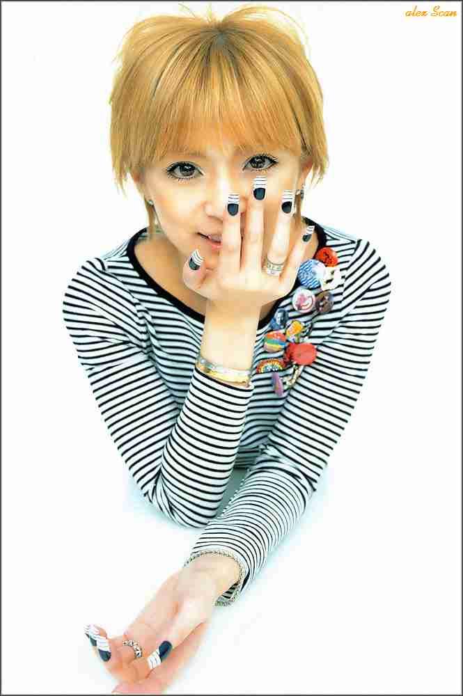 大島優子の「前髪をおろした姿」がかわいいと話題に