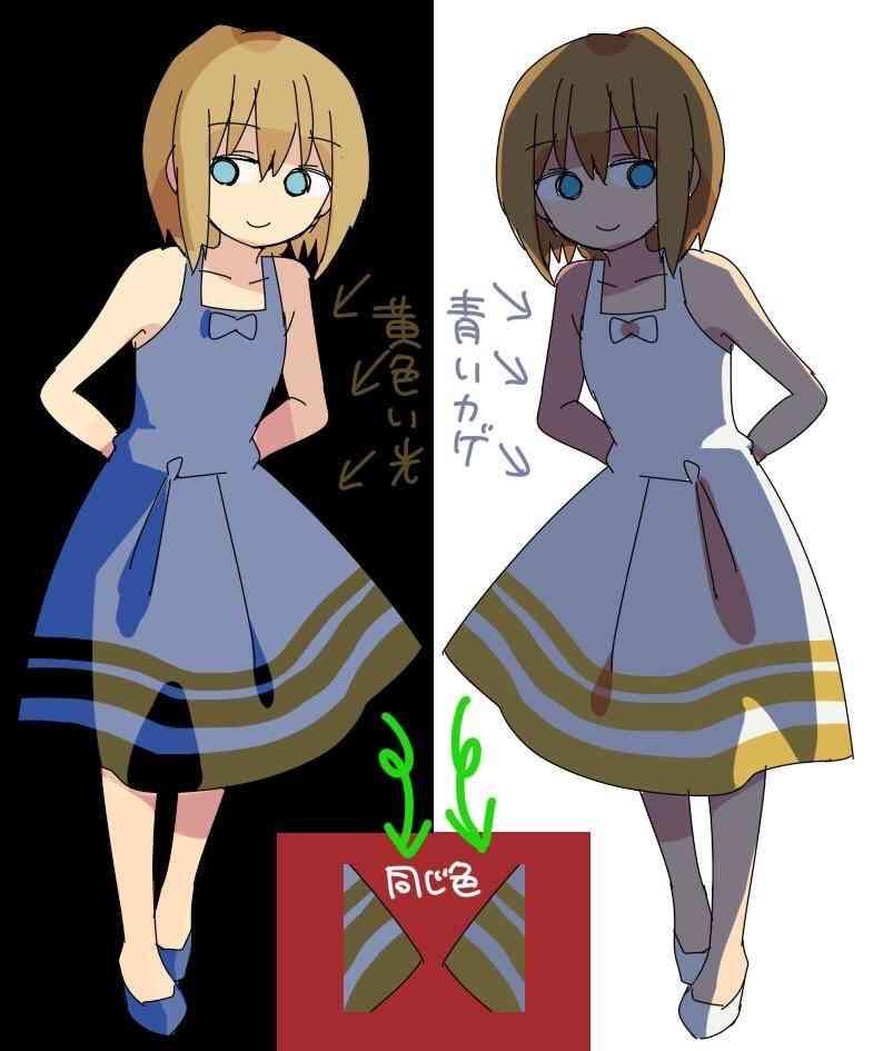 画像  あなたはこのドレス何色に見える??パート2 (あなたは