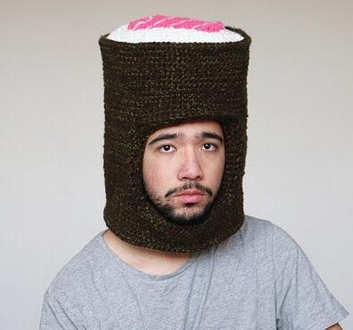 帽子を使ったコーデ画像