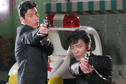「あぶない刑事」10年ぶりに復活!退職か殉職か、タカとユージ最後の戦い