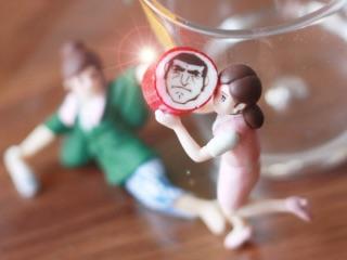 フィギュアdeバレンタイン