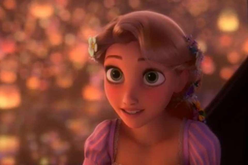 ディズニープリンセス誰に憧れますか?