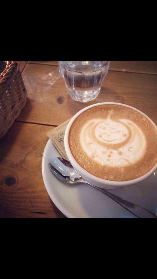 カフェあるある