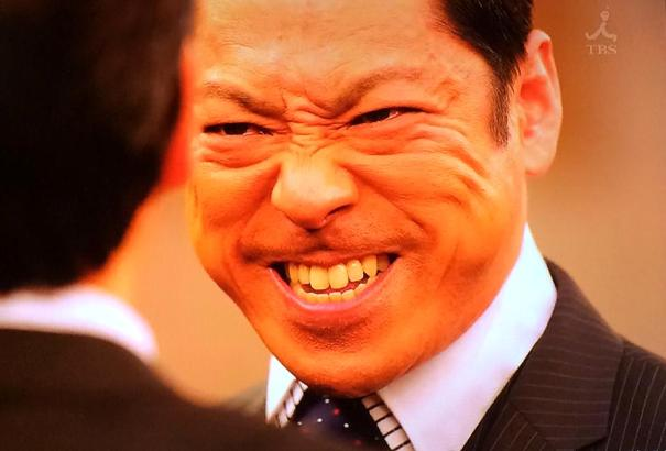 喜怒哀楽の表情がはっきりしている芸能人の画像トピ