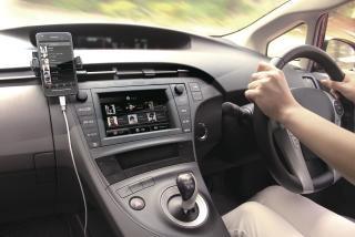 車の運転中に聞いている音楽