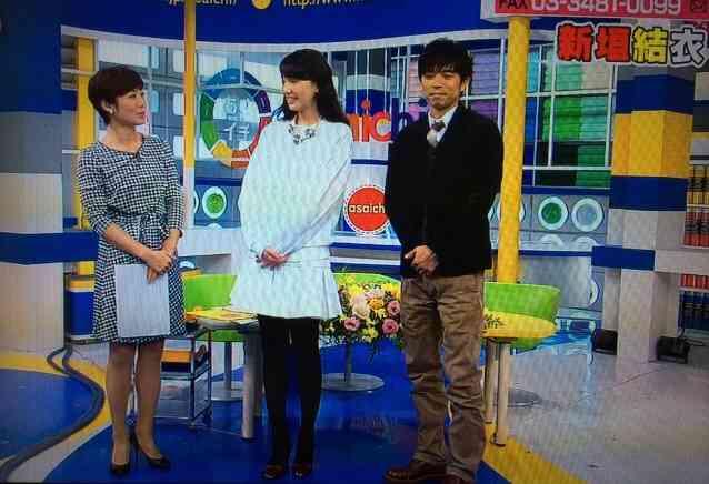 新垣結衣、身長が伸び続けていることを告白「去年と一昨年で1センチずつ」