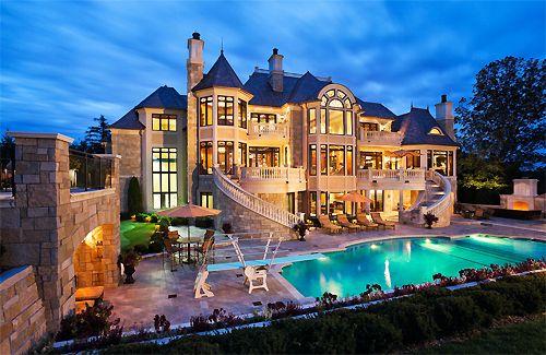理想の住んでみたい家  〝画像〟