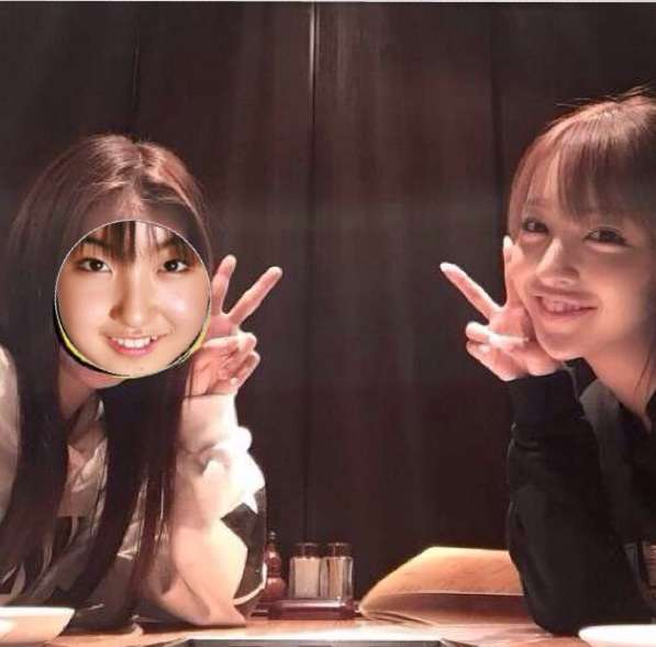 板野友美 妹と焼肉2ショット「雰囲気そっくり」の声