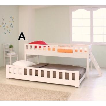 二段ベッドまたはロフトベッドで寝ていた人