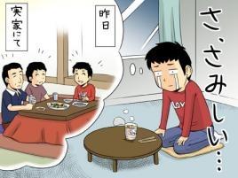 1人暮らしの方(^^)帰宅後、ご飯が先?お風呂が先?