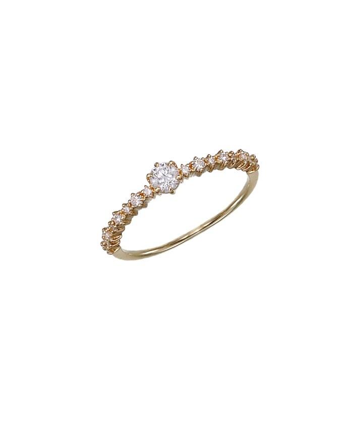 婚約指輪はいつするの?