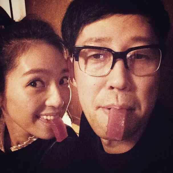 中村アンと小藪千豊の「そっくりな歯みがき姿」に反響