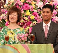 """磯野貴理子、""""24歳下""""夫の「稼ぐよ」に感激!夫婦そろってTV出演"""