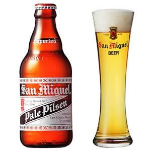 好きなビールを貼るトピ