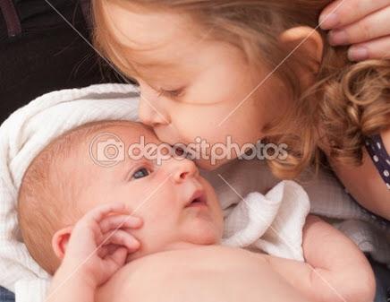 弟か妹がいる方『お母さんをとられた』と感じましたか?