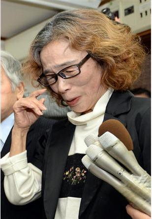 「悲しみで涙するのみです」後藤健二さんの母・石堂順子さんがコメント