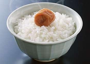 1ヶ月の米の消費量