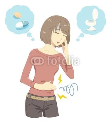 お腹痛い時はどうしてますか?