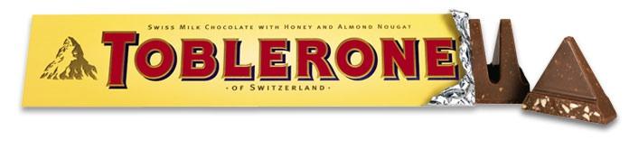 外国のチョコレート