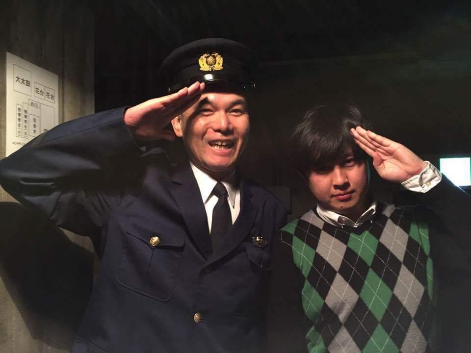 女子高生盗撮で吉本のお笑い芸人カズ&アイの「カズ」を逮捕 静岡県警