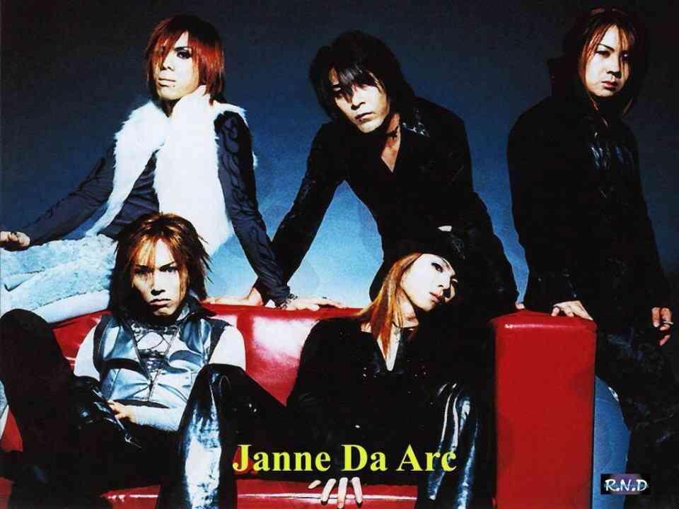 Janne Da Arc好きな人