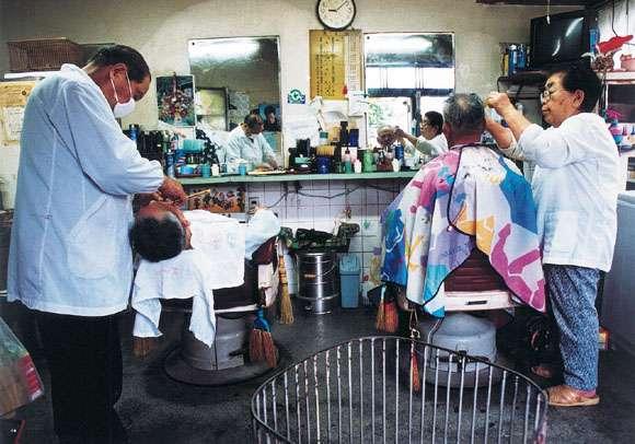 美容業が集まるトピ