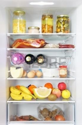 冷蔵庫にあるものを書いて今夜の献立を考えてもらうトピ