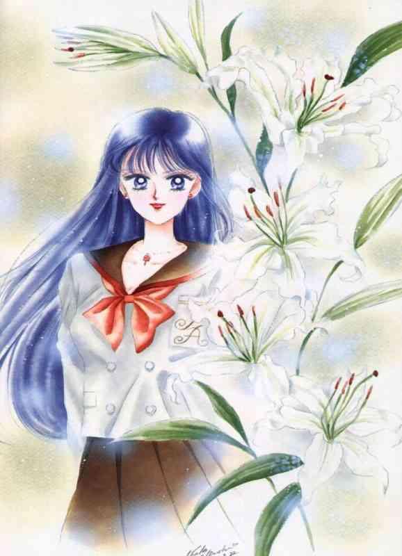 「つり目」がかわいいアニメキャラクターランキング