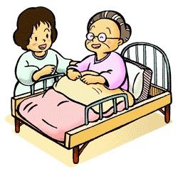 義母の介護出来ますか?