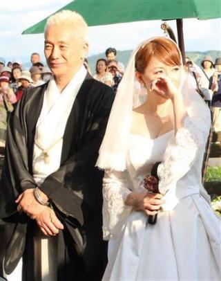 予想外だった有名人の結婚