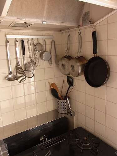 おすすめキッチン収納術